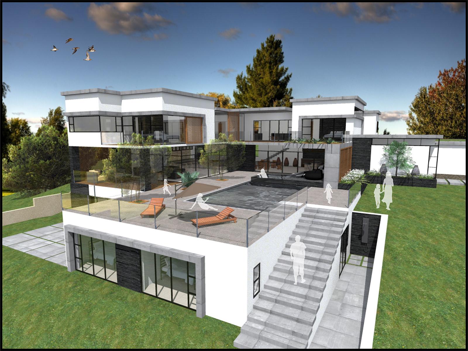 House Smit Level 7 Architects