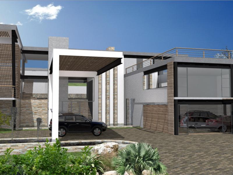 HOUSE ZAMILE SIKHUNDLA 3D